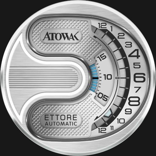 Atowak Ettore Lite / Silver