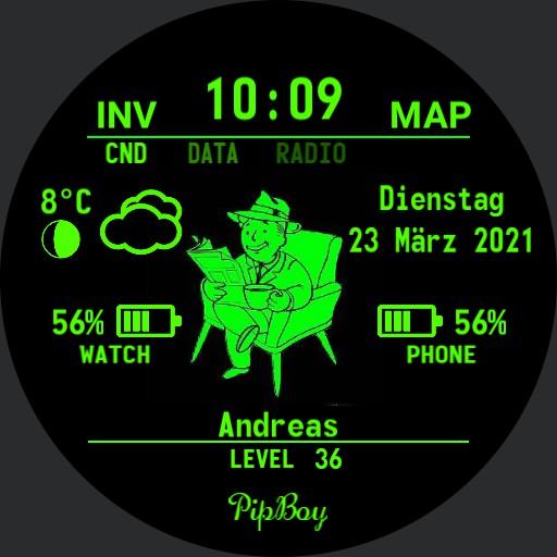 Fallout Pip-Boy 6 Copy