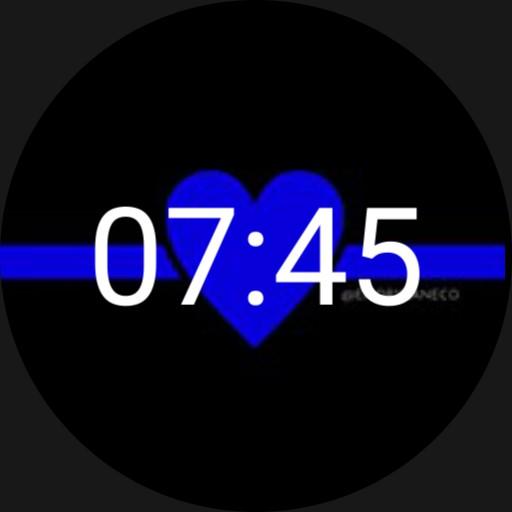 My Heart Beats Blue