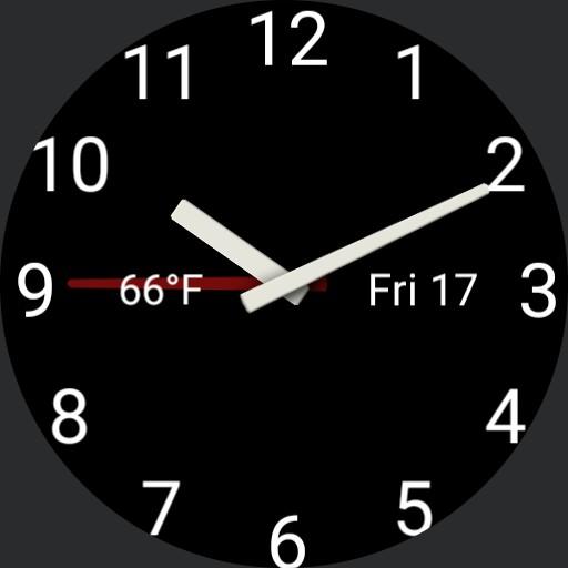 Super Minimal Watch  perso simple Copy 2
