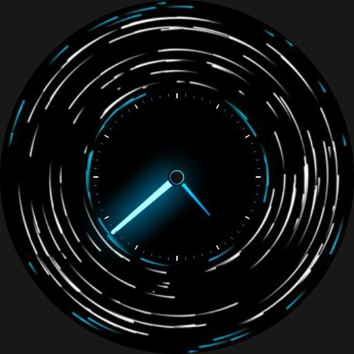 vortex, circles, spinning