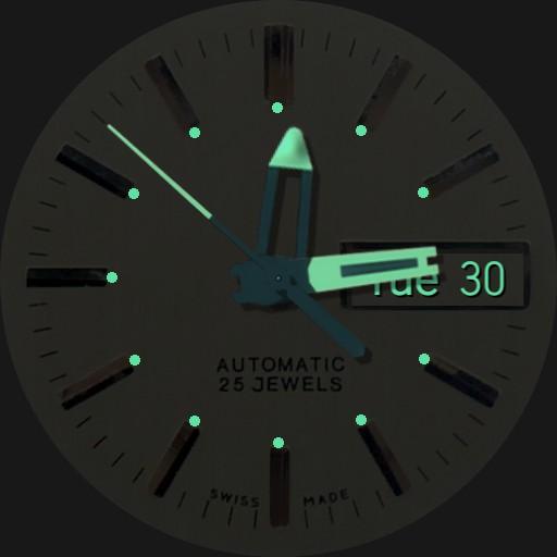 Automatic 25 Jewels