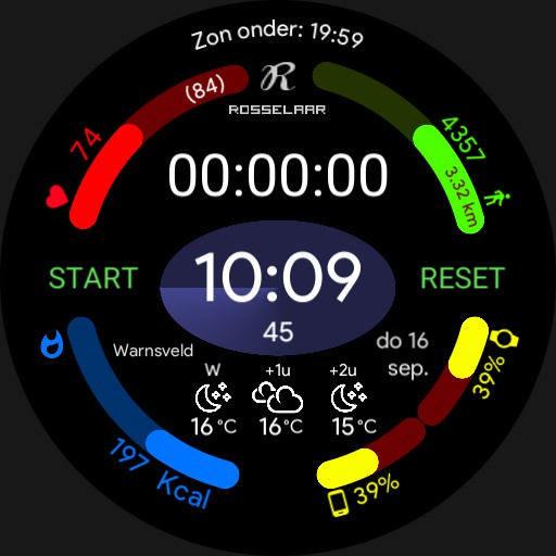 Raalessor Trainer Watch