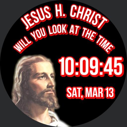 Jesus H. Christ 1