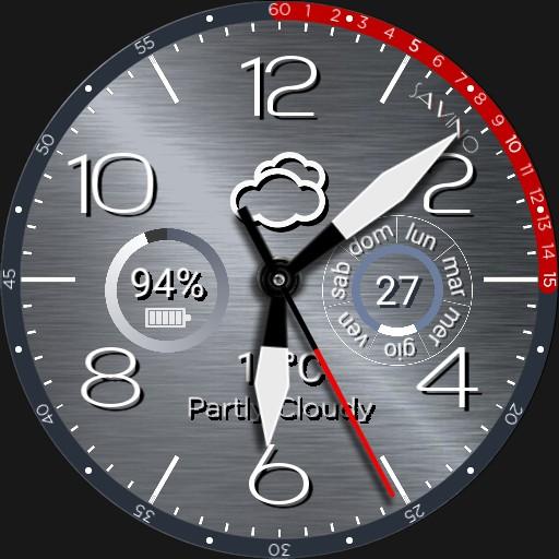 Pilot Watch Clear 2