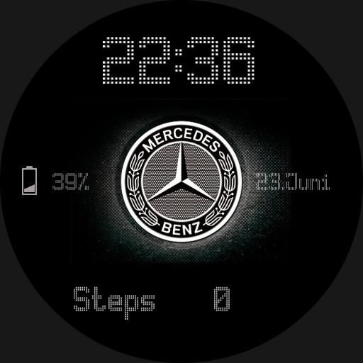 Benz Uhr