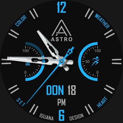 IWD Astro-pro