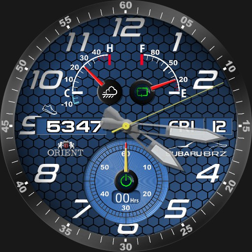 Subaru BRZ Watch Version 2
