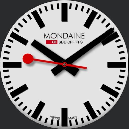 Mondaine Stop2go