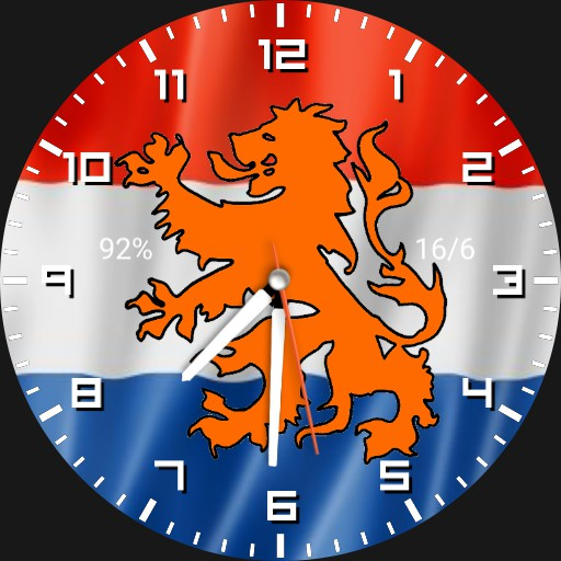 Dutch EK-2021 WU