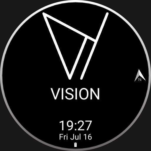 Vision Crypto App