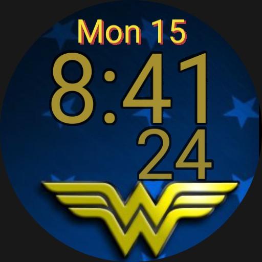 Kent Wonder woman