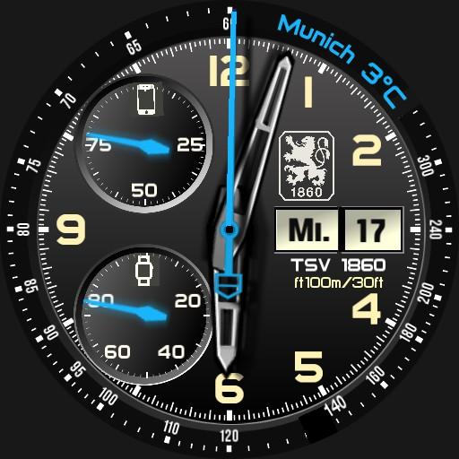 TSV 1860 Sechzig color