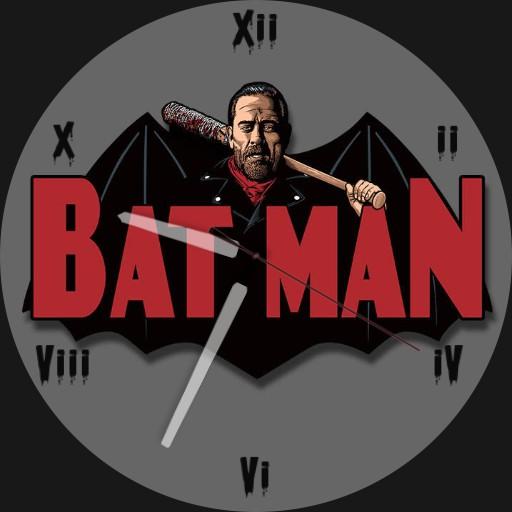 Negan The Bat Man
