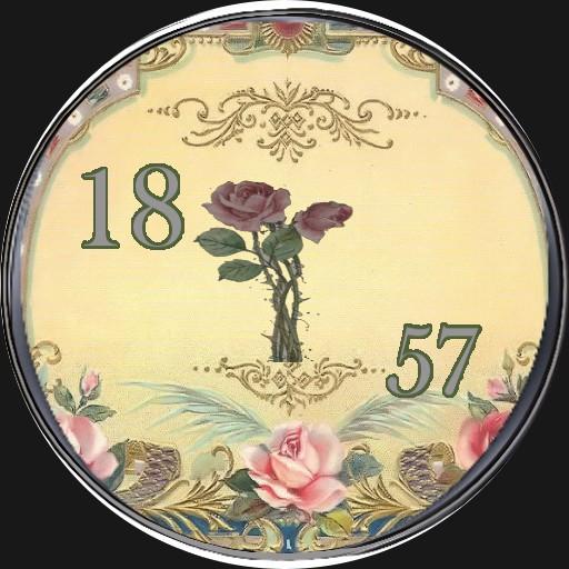 Vintage Rose 1 Slider