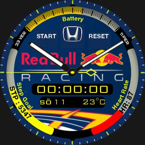 RedBull Racing Honda