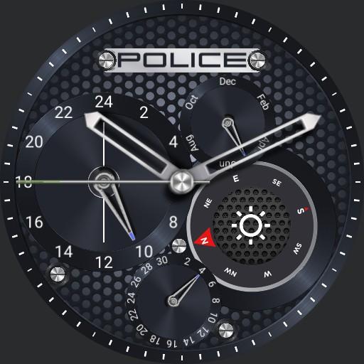 POLICE Vigor Compass