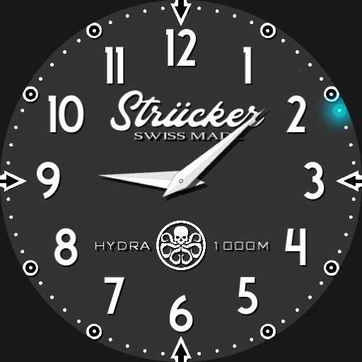 Strucker Watch Wanda Vision fixed dots