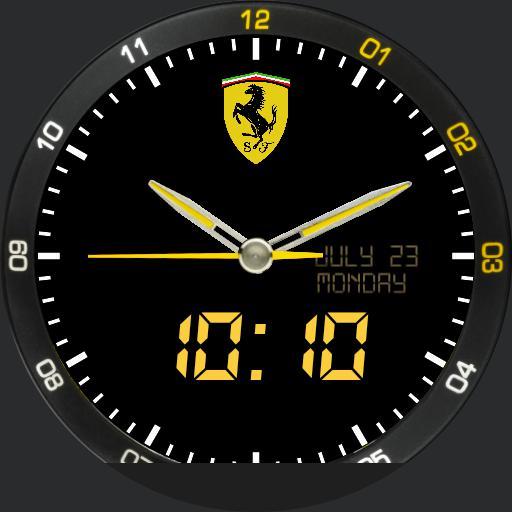 Ferrari Scuderia Dual  v5