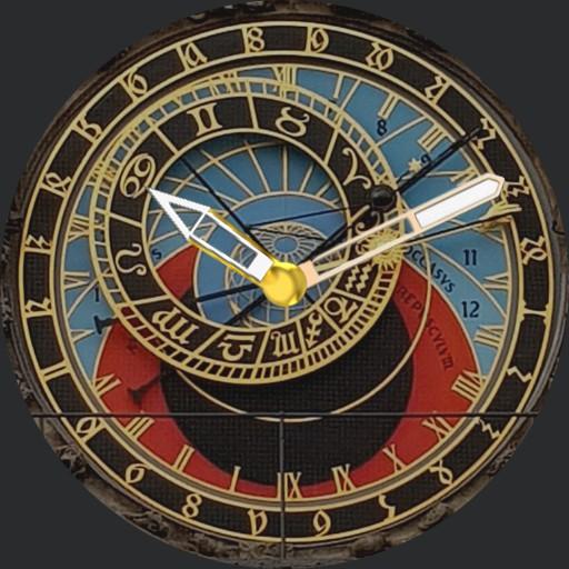 Horloge astronomique Praha