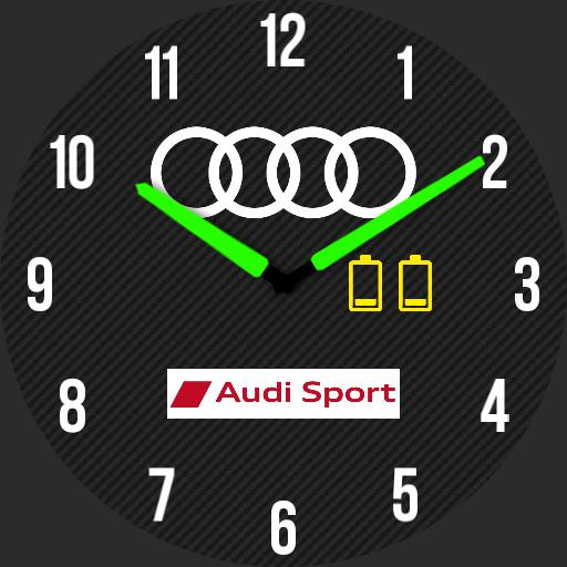 Audi Sport Yegreenjk