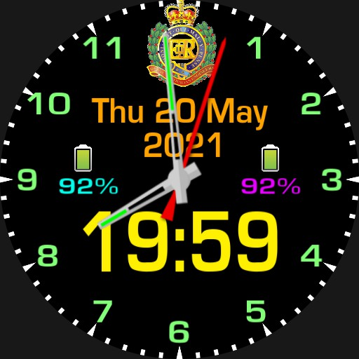 24hr Watch 2021 May RAE