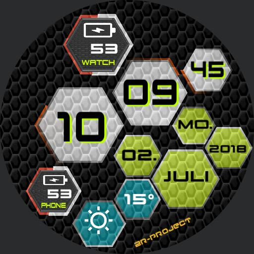 2R Honeycomb