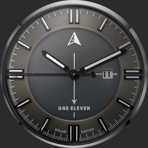 One Eleven Mens SW1 Solar