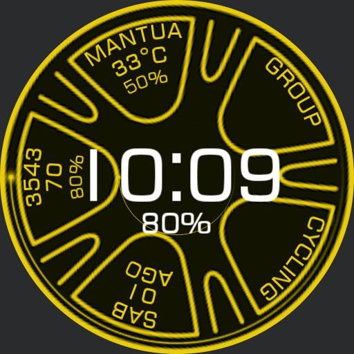 OTIUM Group Cycling Rotary 1