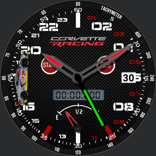 Corvette Racing #4
