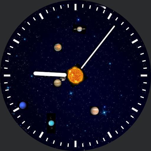 Galaxy all animations
