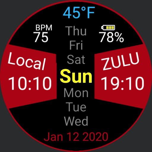 Zulu 2 Red
