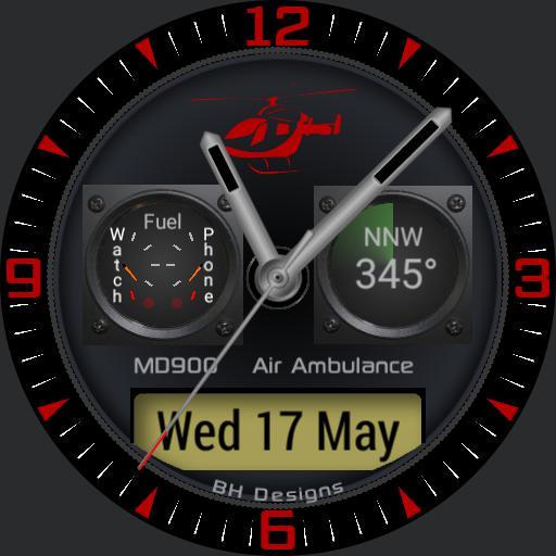 MD900 Air Ambulance