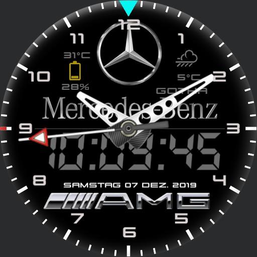 Mercedes-Benz Watch 3.0