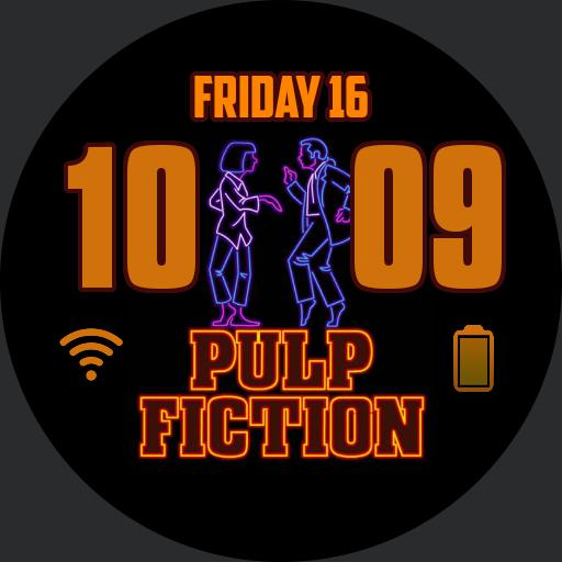 Animated Pulp Fiction
