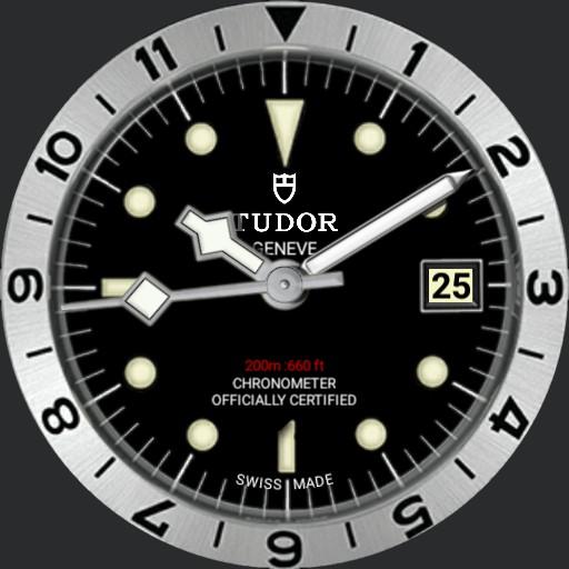 Tudor Black Bay 79730 zoom