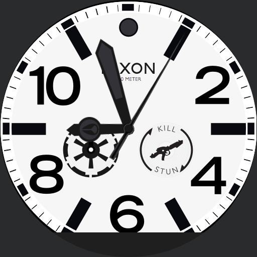 NIXON 51-30 STORMTROOPER