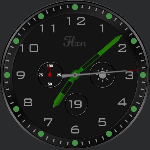 Flxn Green
