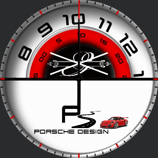 Porsche Design 2S. Animation