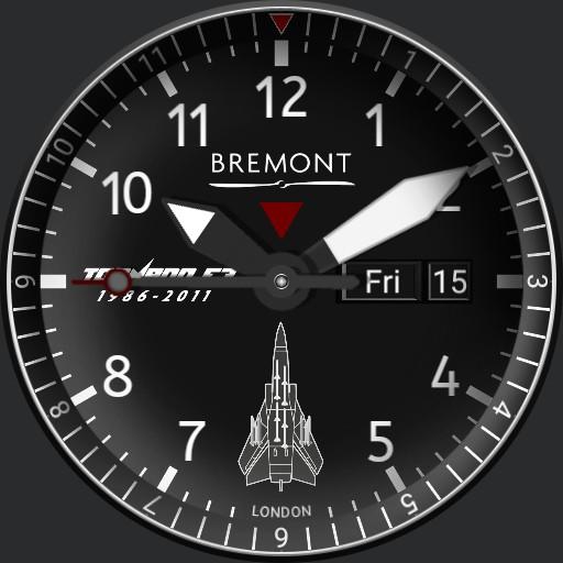 Bremont Tornado F3