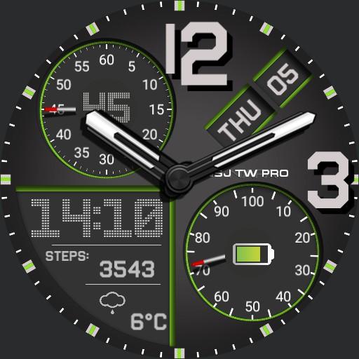 NSJ Ticwatch 5 rev 2