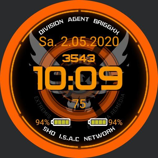Division Agent Briggxx