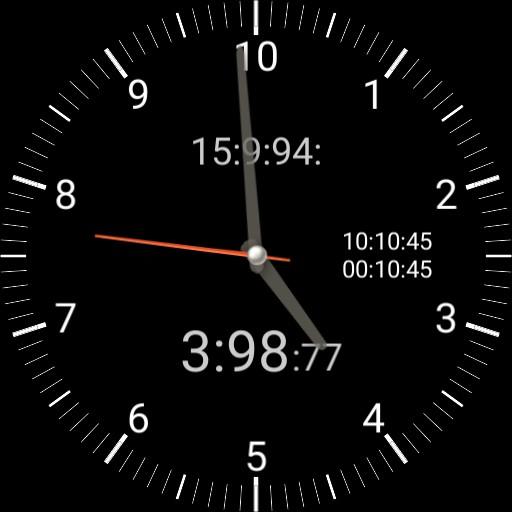 Unix Time clock