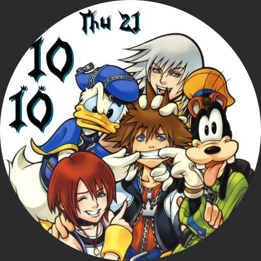 Kingdom Hearts Round