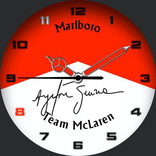 Team McLaren Senna Version