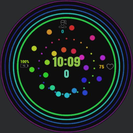 FullColor Animated Watch
