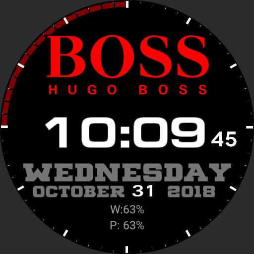 Hugo Boss Digital By Nesar.Alom