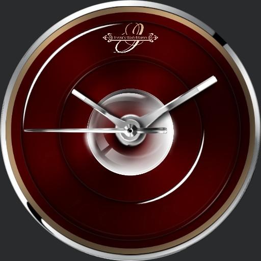 Design 1438  3S  Red