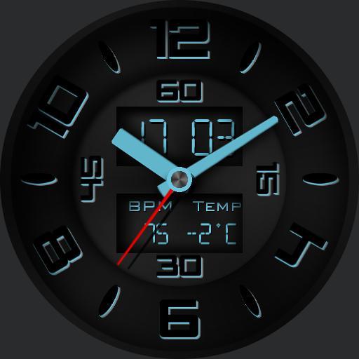 Color Sport Watch