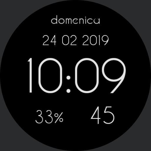 watch 2 minimal super risparmio 5/1.1